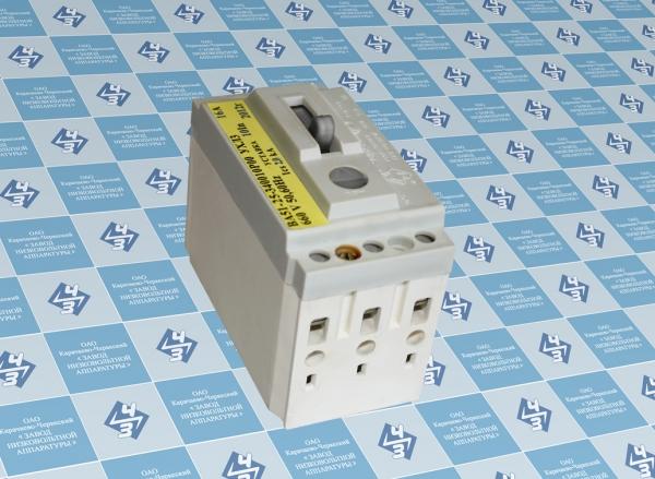 Выключатель ВА 51-25, ВА 51Г25 со степенью защиты IP00